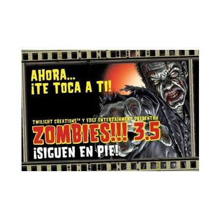 ZOMBIES!!! 3.5 Siguen en pie