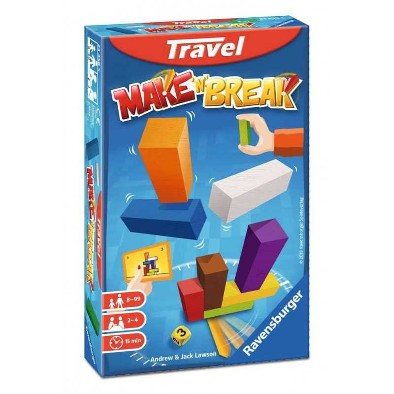 Make'n'Break TRAVEL