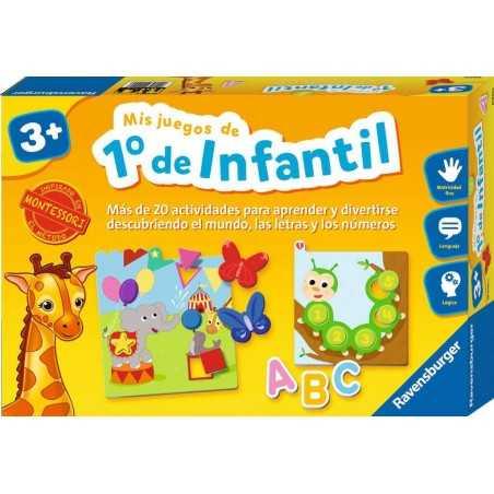 Mis juegos de 1º de Infantil