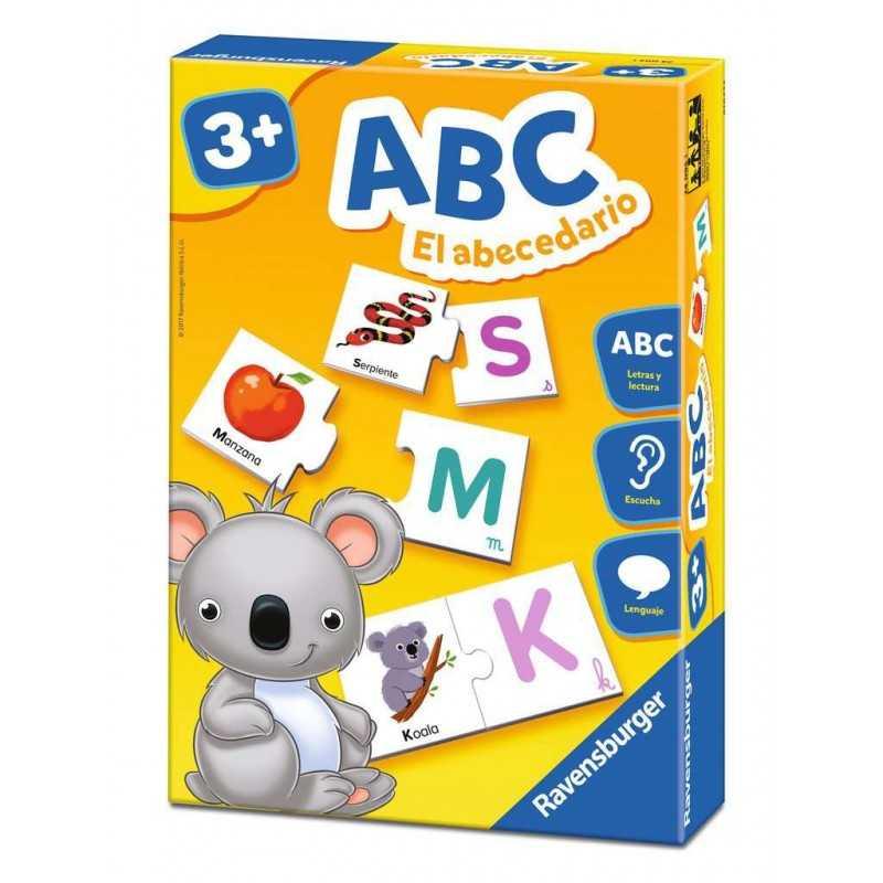 ABC El abecedario