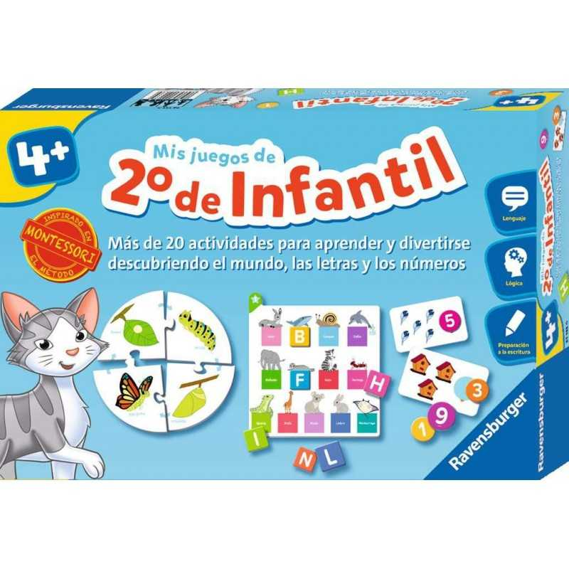 Mis juegos de 2º de Infantil