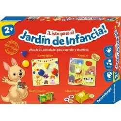 Listo para el jardin de la infancia