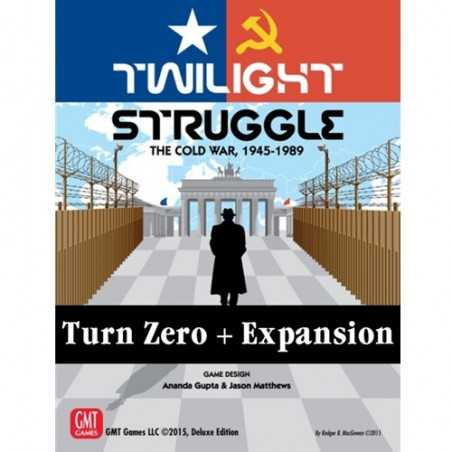 Twilight Struggle Turn Zero expansion (ENGLISH)