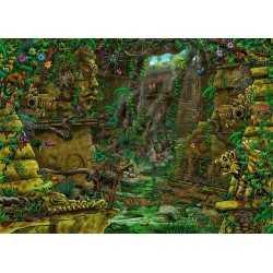Escape Puzzle El Templo