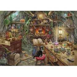 Escape Puzzle La Cocina de la bruja