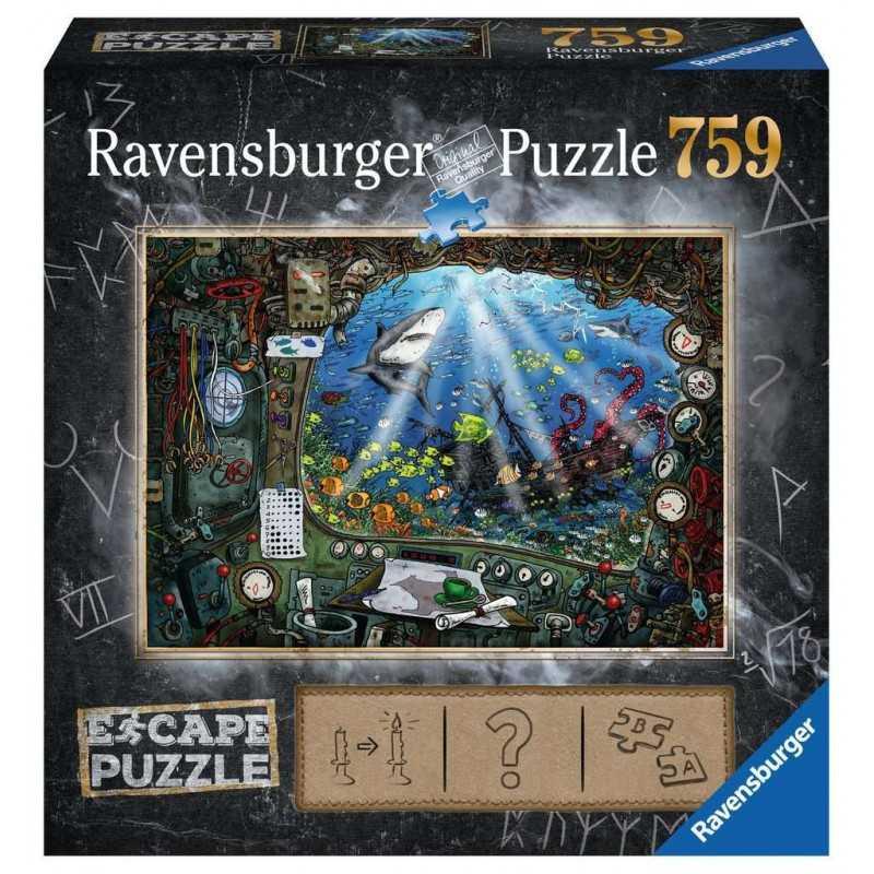 Escape Puzzle Submarino