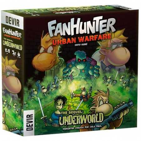 Fanhunter Urban Warfare The Sequel UNDERWORLD