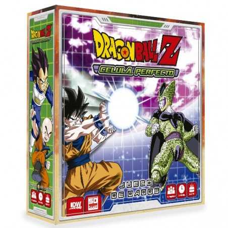 Dragon Ball Z Célula Perfecto