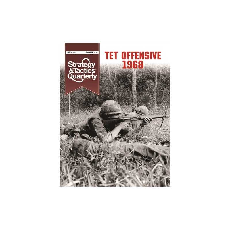 Strategy & Tactics Quarterly 8 Tet Offensive