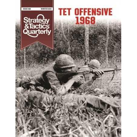 Strategy & Tactics Quarterly 8 Tet Offensive