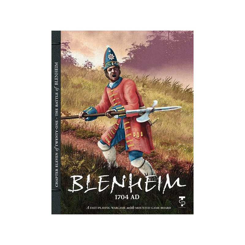Blenheim 1704AD
