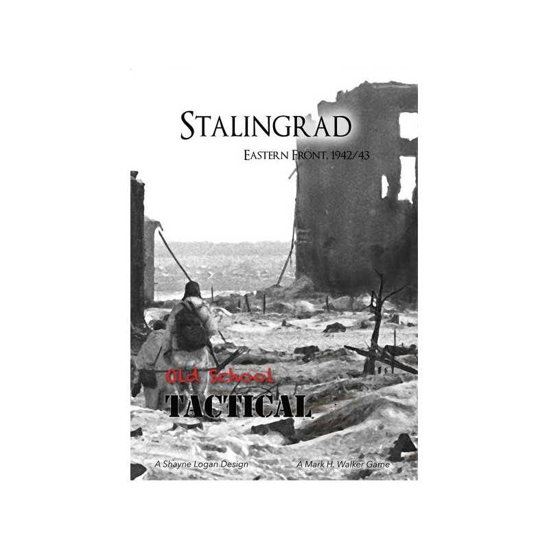 Old School Tactical Stalingrad expansion