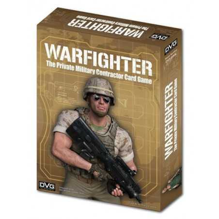 Warfighter PVC The Private Military Contractor Card Game