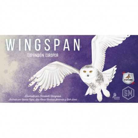 Wingspan Expansión Europea