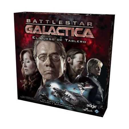 Battlestar Galactica el juego de tablero