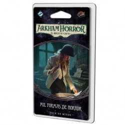 Mil formas de horror Arkham Horror el juego de cartas