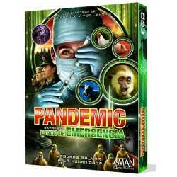 Pandemic Estado de emergencia