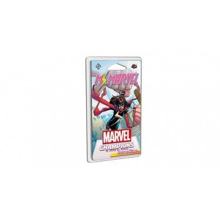 Ms. Marvel Marvel Champions el Juego de Cartas