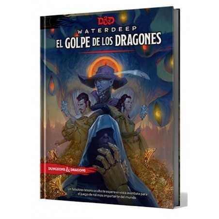 Waterdeep El Golpe de los Dragones Dungeons and Dragons 5ªedición
