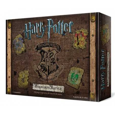 Harry Potter Hogwarts Battle incluye cartas promo