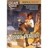 Escape Quest: En busca del tesoro perdido (Libro juego)