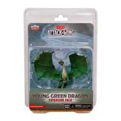 D&D Attack Wing Green Dragon