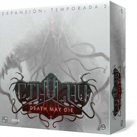 Cthulhu Death May Die Temporada 2