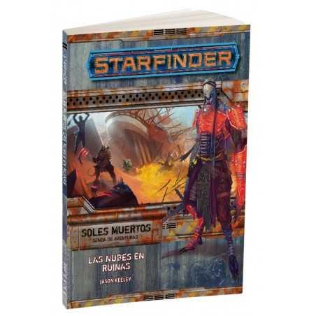 Starfinder SOLES MUERTOS 4 LAS NUBES EN RUINAS