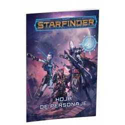 Starfinder HOJA DE PERSONAJE