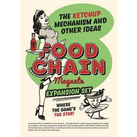 Food Chain Magnate The Ketchup Mechanism and Other Ideas
