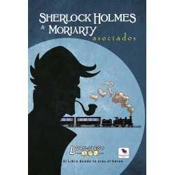 Libro Juego Sherlock Holmes & Moriarty Asociados