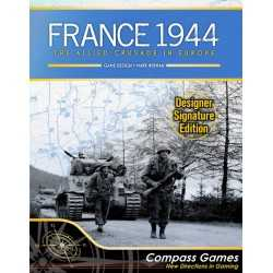 France 1944 The Allied Crusade in Europe