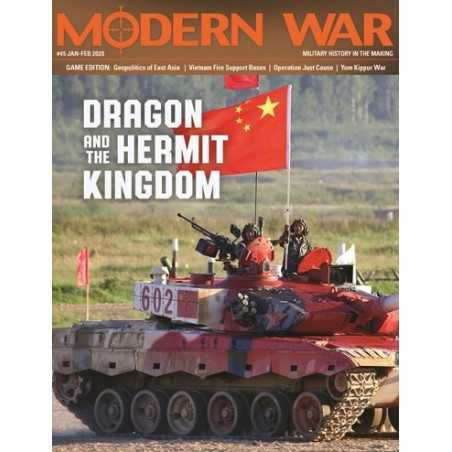 Modern War 45 Dragon & Hermit