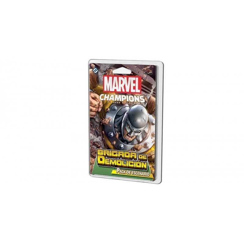 Brigada de Demolición Marvel Champions el Juego de Cartas