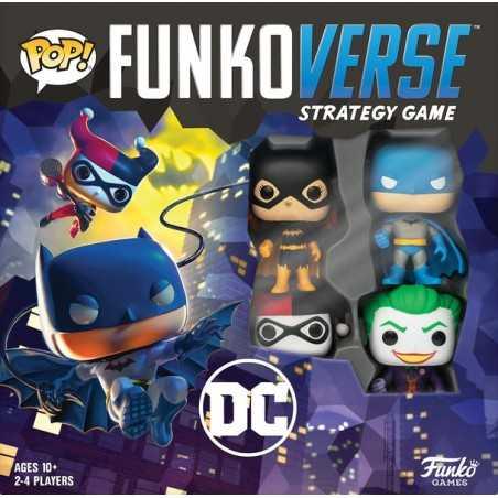 Funkoverse DC Comics