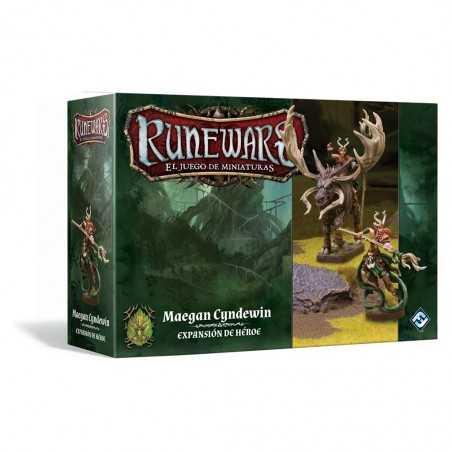 Runewars Maegan Cyndewin