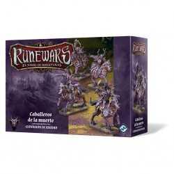 Runewars Caballeros de la muerte