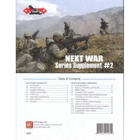 Next War: Supplement 2