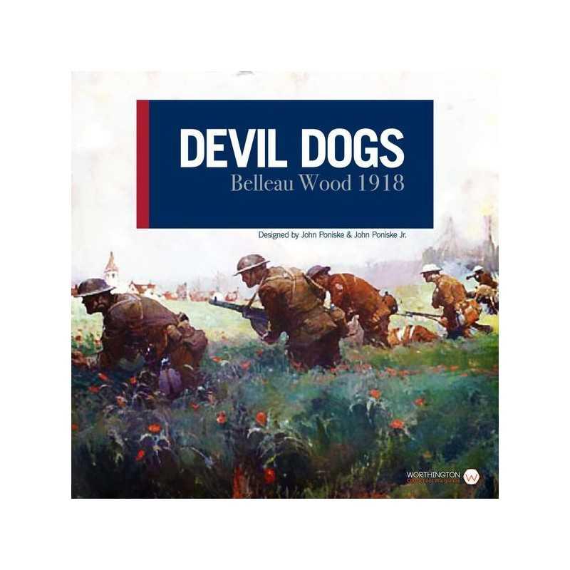 Devil Dogs Belleau Wood 1918