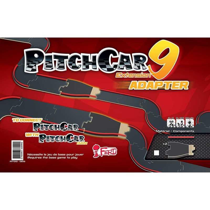 PitchCar Expansión 9 Adaptador
