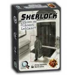 Sherlock Serie Q ¿Quien es Vincent LeBlanc?