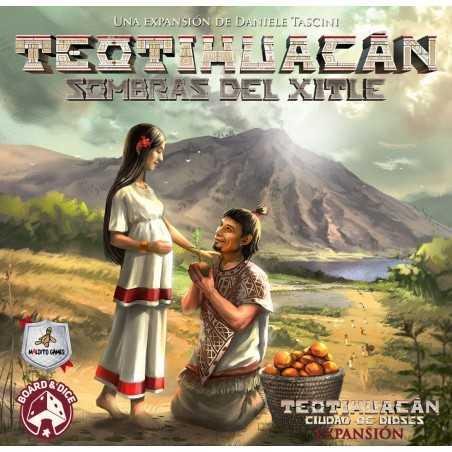 Teotihuacán expansión SOMBRAS DEL XITLE