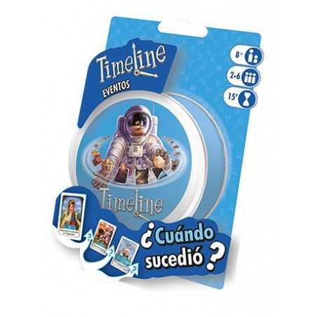 Timeline Eventos