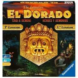 El Dorado Héroes y Demonios Expansión