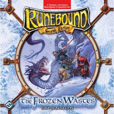 Runebound The Frozen Wastes