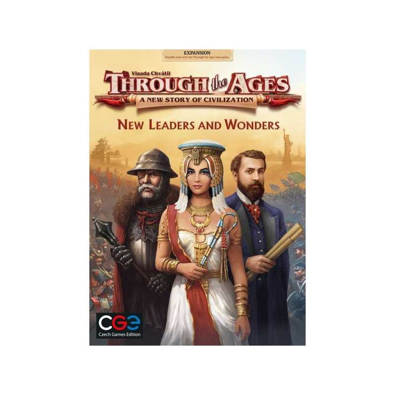 New Leaders & Wonders Through the Ages: A New Story of Civilization