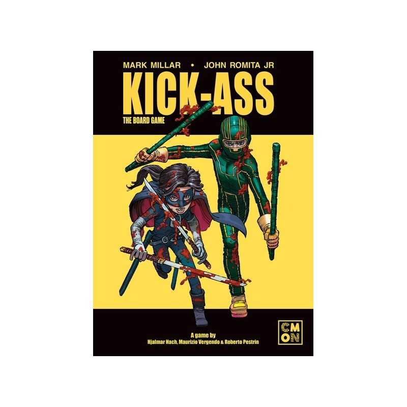Kick-Ass The Board Game