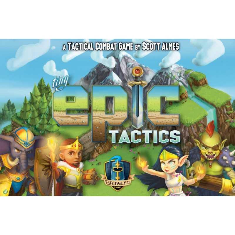 Tiny Epic Tactics (English)
