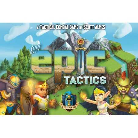 Tiny Epic Tactics (English)