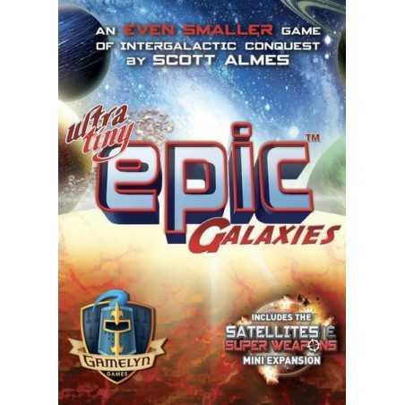 ULTRA Tiny Epic Galaxies (English)